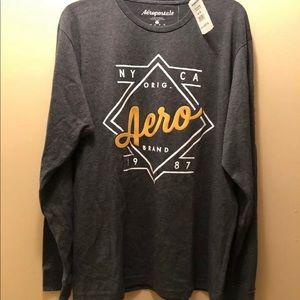 Men's Aeropostale long sleeve shirt